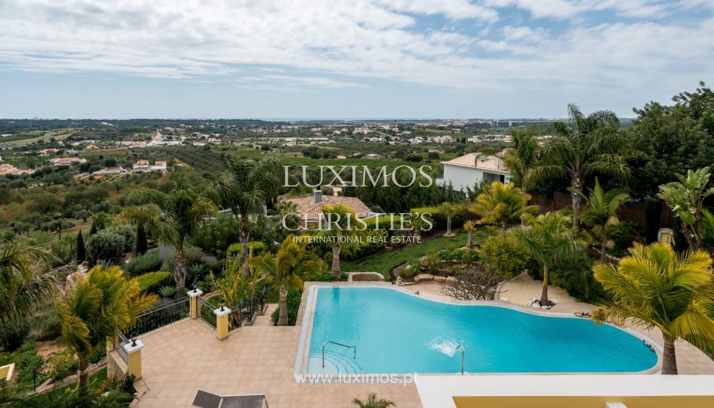 Sale of luxury villa with pool near Vilamoura, Algarve, Portugal_100683