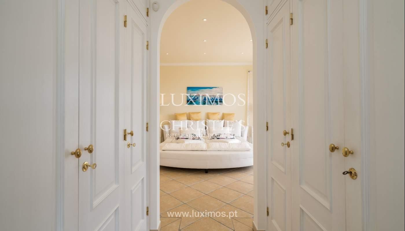 Sale of luxury villa with pool near Vilamoura, Algarve, Portugal_100686