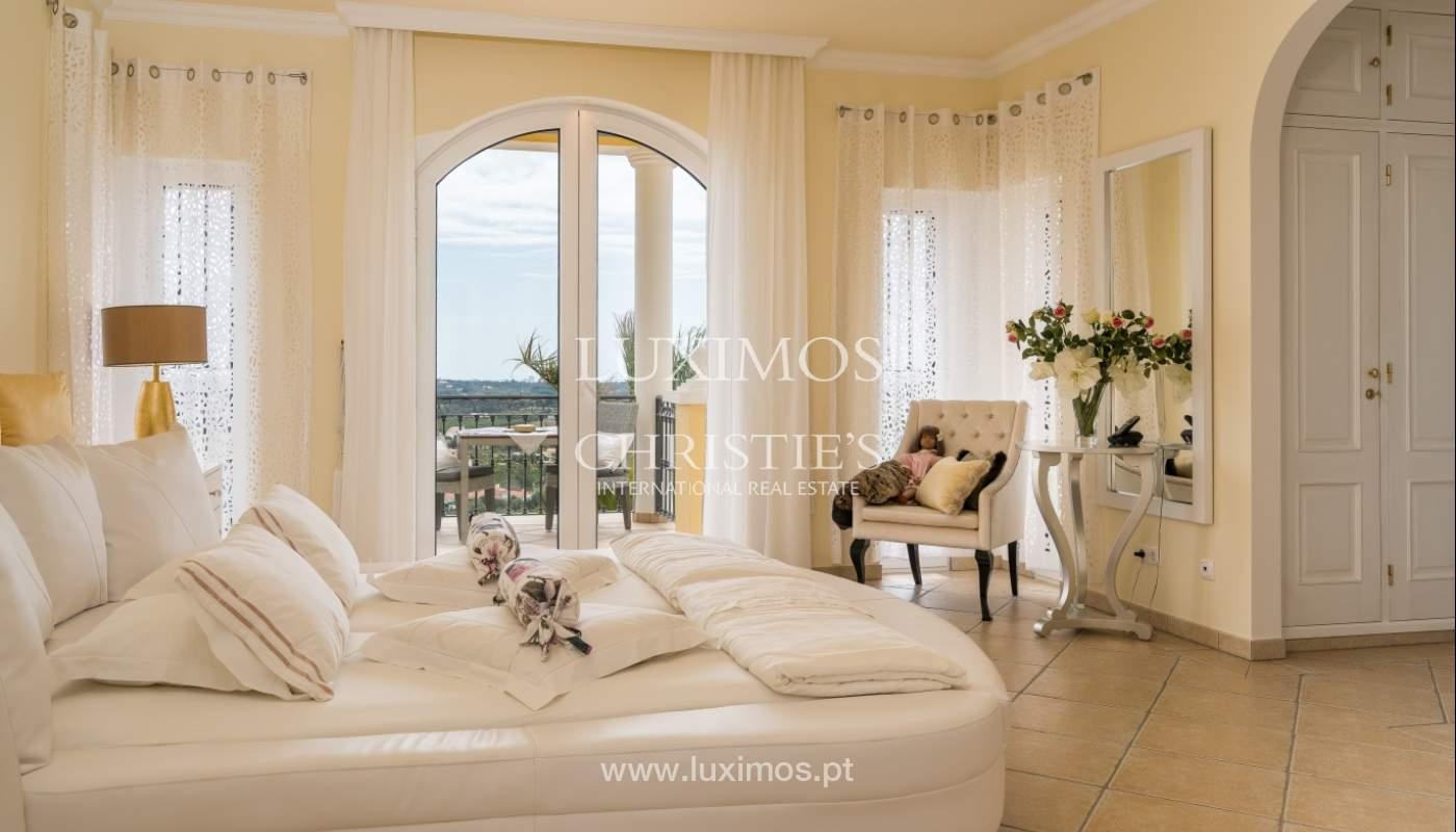 Sale of luxury villa with pool near Vilamoura, Algarve, Portugal_100690
