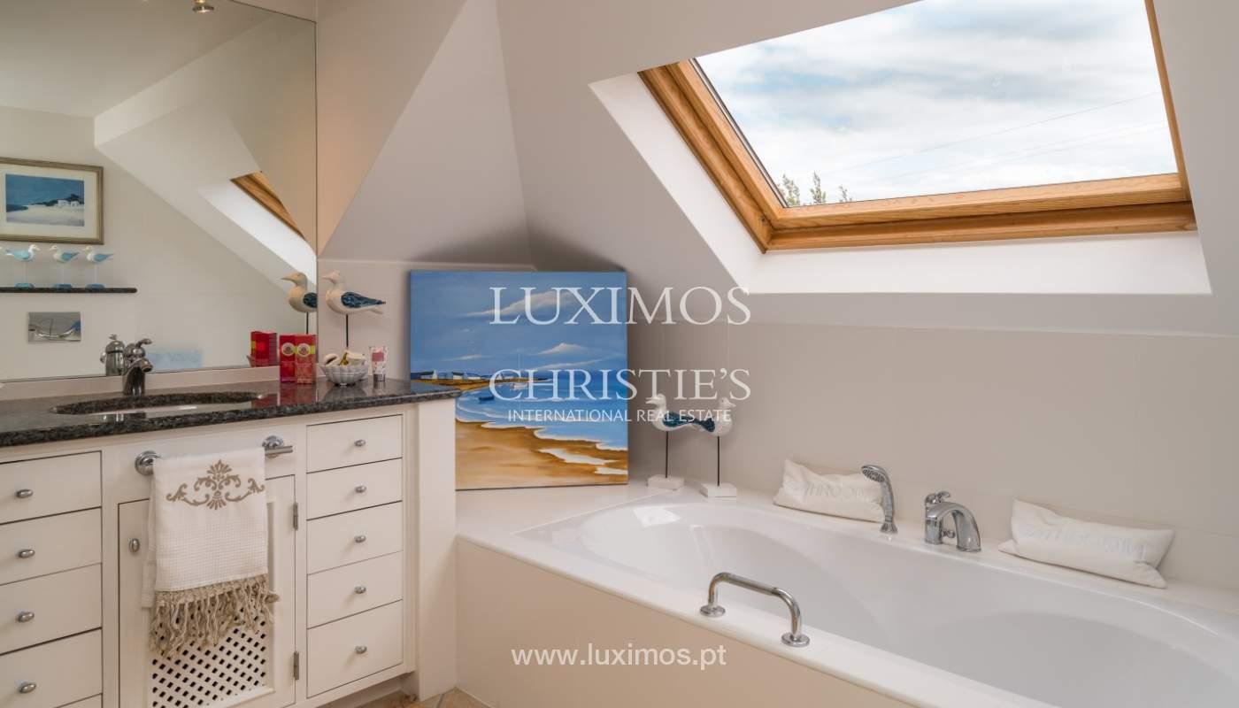 Sale of luxury villa with pool near Vilamoura, Algarve, Portugal_100692
