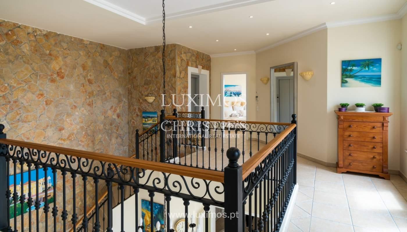 Sale of luxury villa with pool near Vilamoura, Algarve, Portugal_100694
