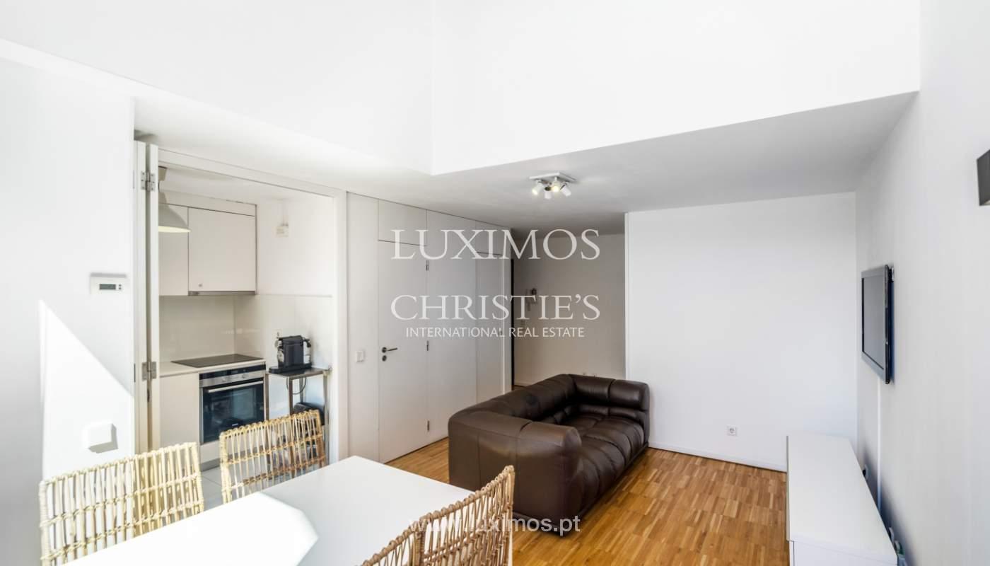 Appartement en duplex de luxe, condominium fermé, à vendre, Porto, Portugal_100951