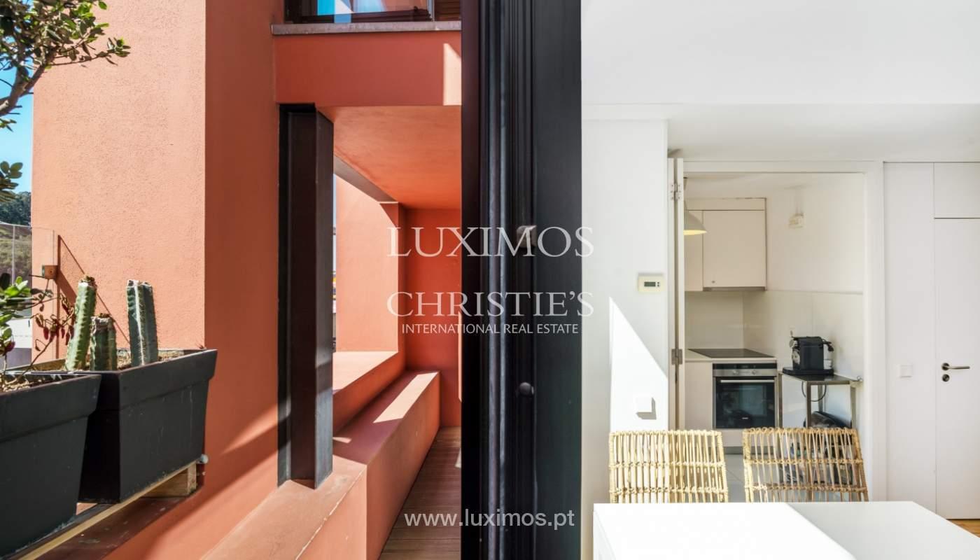Appartement en duplex de luxe, condominium fermé, à vendre, Porto, Portugal_100952