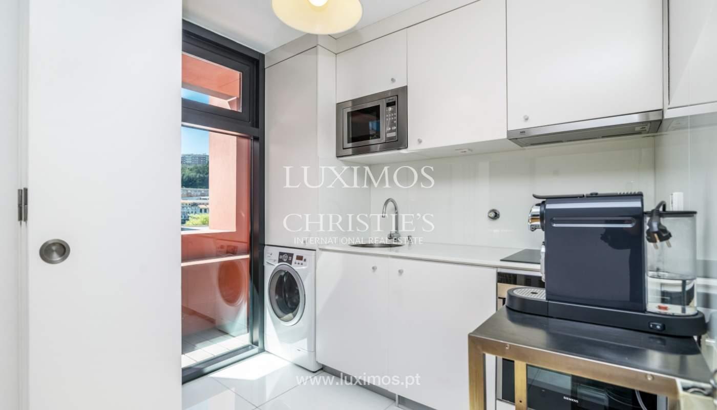 Appartement en duplex de luxe, condominium fermé, à vendre, Porto, Portugal_100954