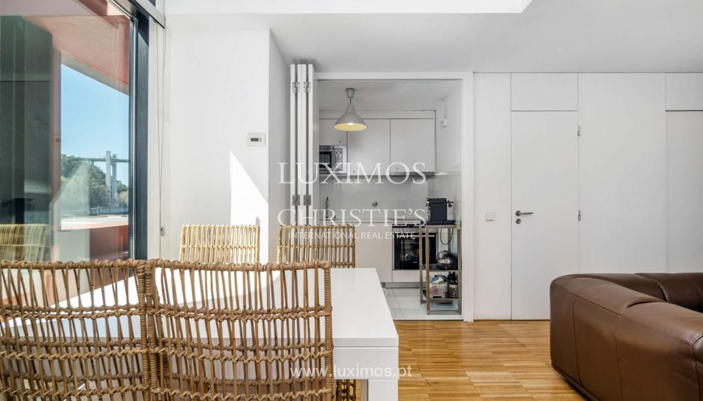 Appartement en duplex de luxe, condominium fermé, à vendre, Porto, Portugal_100955