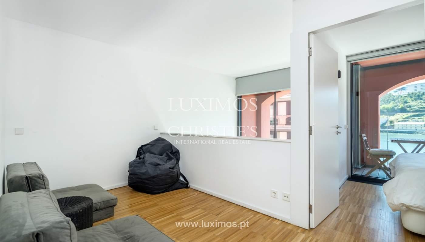 Venda de apartamento duplex de luxo, em condominio fechado, Porto_100958
