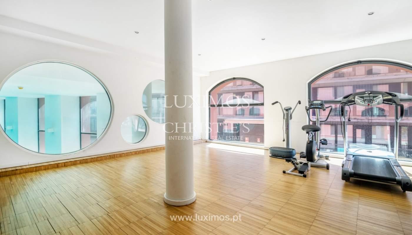 Appartement en duplex de luxe, condominium fermé, à vendre, Porto, Portugal_100963