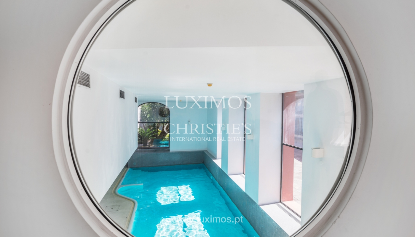 Appartement en duplex de luxe, condominium fermé, à vendre, Porto, Portugal_100965