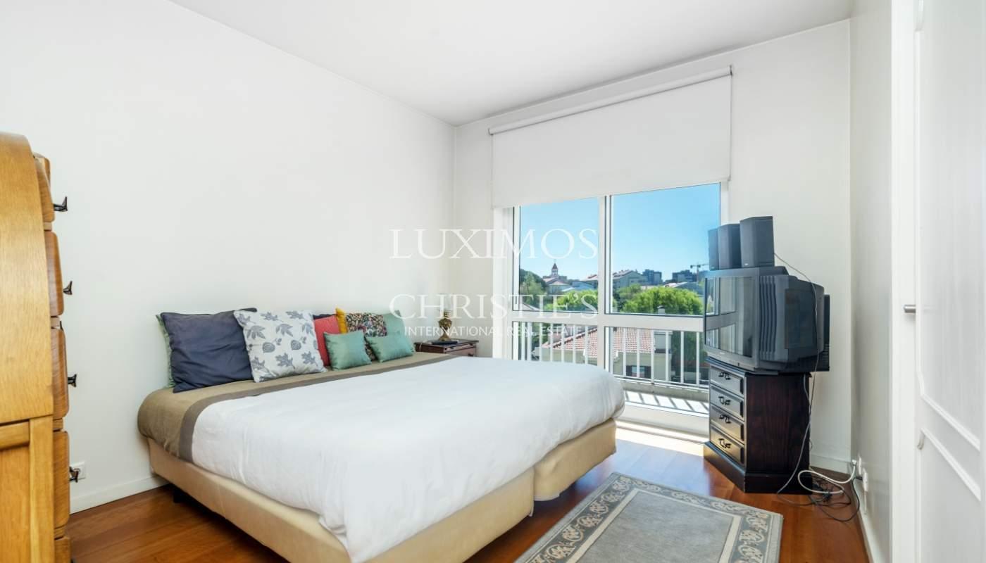 Appartement avec balcon à vendre dans quartier résidentiel de Porto, Portugal_101003