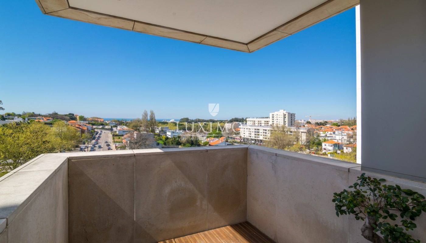 Sale of apartment with ocean views, next to city park, Porto, Portugal_101066