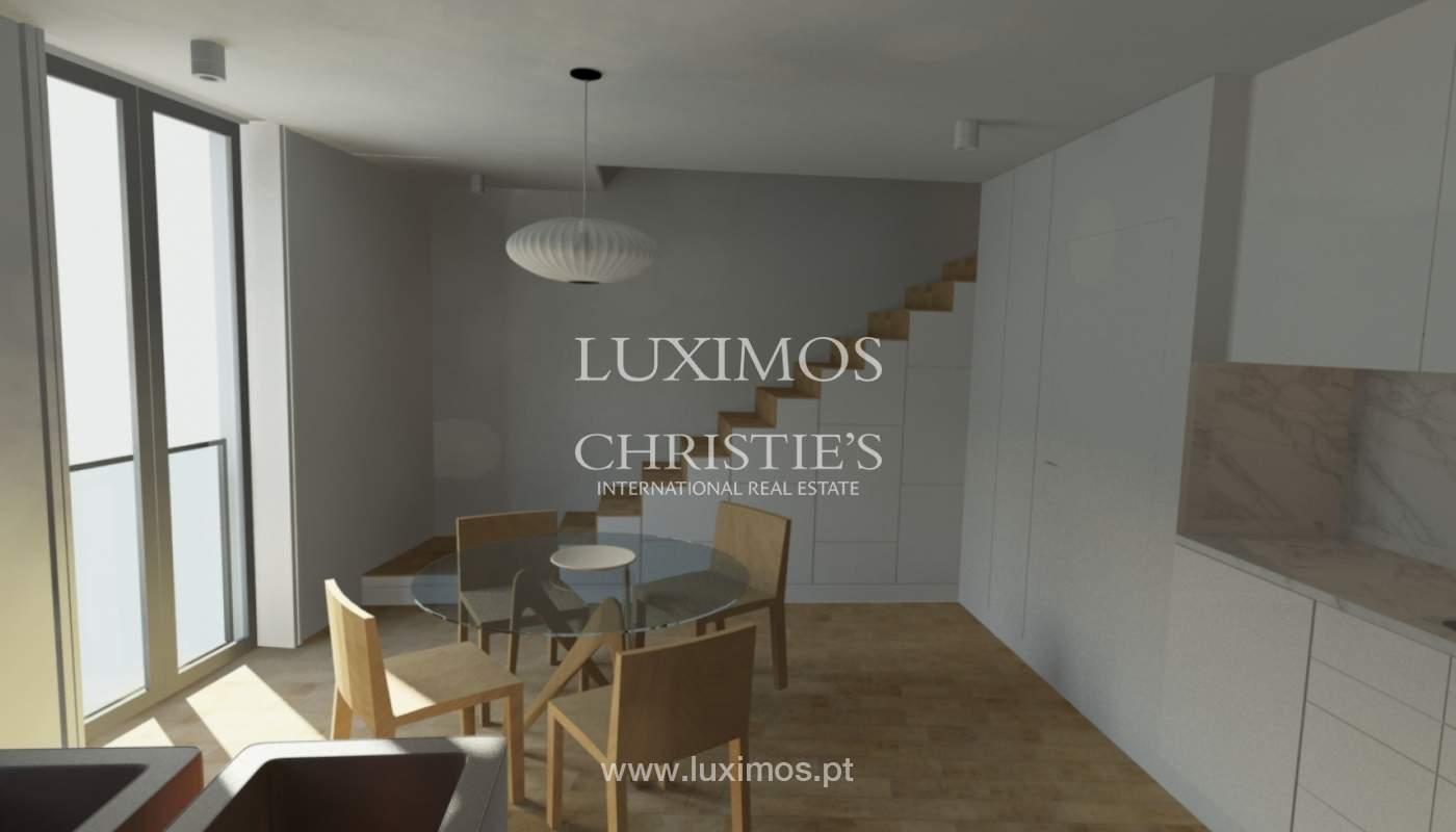 Bâtiment avec le projet approuvé à vendre dans le Porto, Portugal_101095