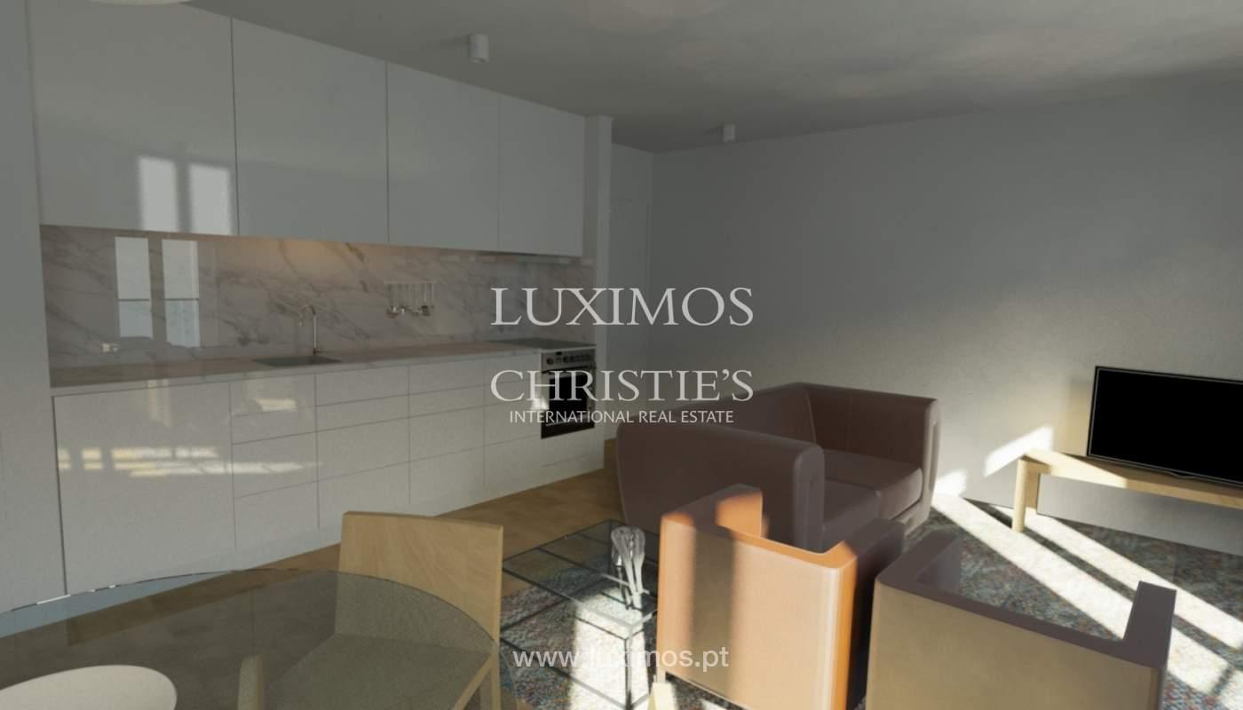 Bâtiment avec le projet approuvé à vendre dans le Porto, Portugal_101096