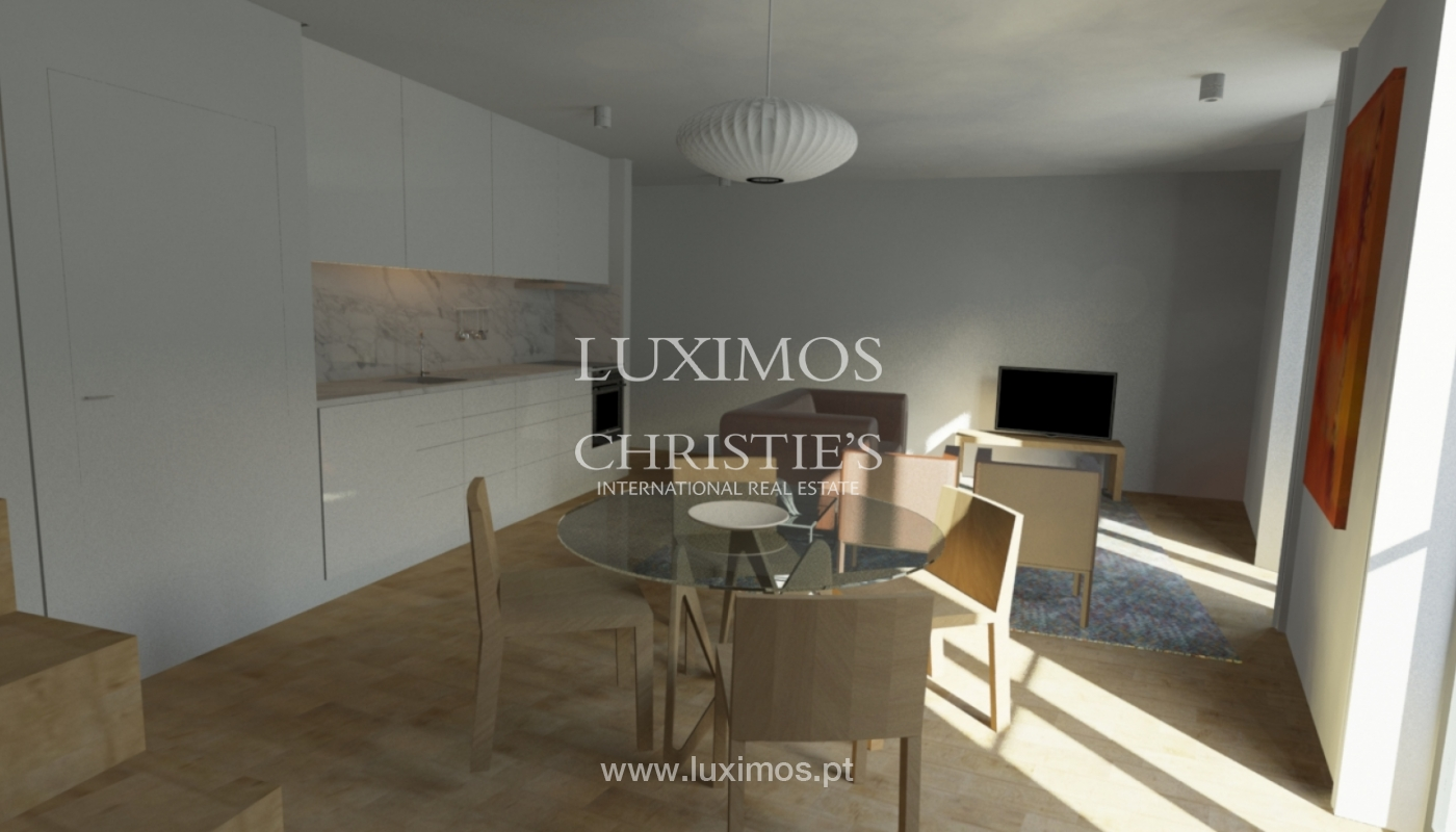 Sale of building with approved project, in downtown Porto, Portugal_101097