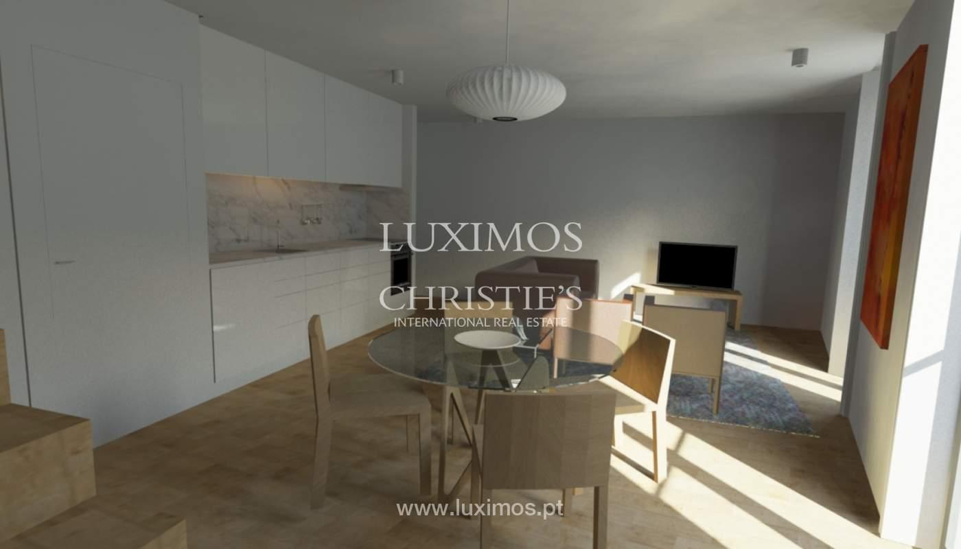 Bâtiment avec le projet approuvé à vendre dans le Porto, Portugal_101097