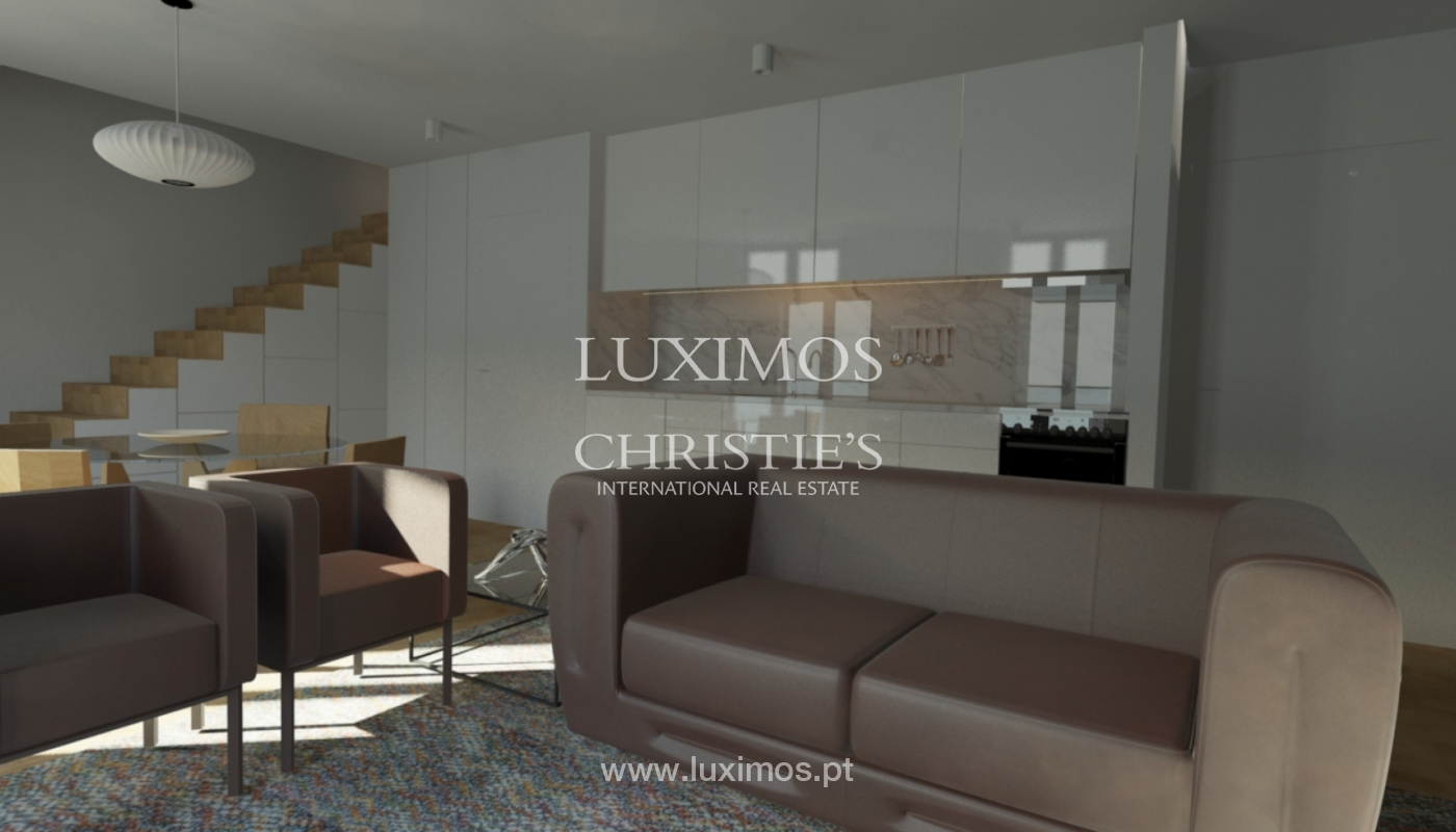 Sale of building with approved project, in downtown Porto, Portugal_101098