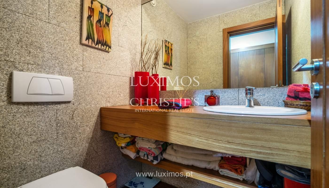Appartement dans le condominium fermé de luxe, Matosinhos, Portugal_101149