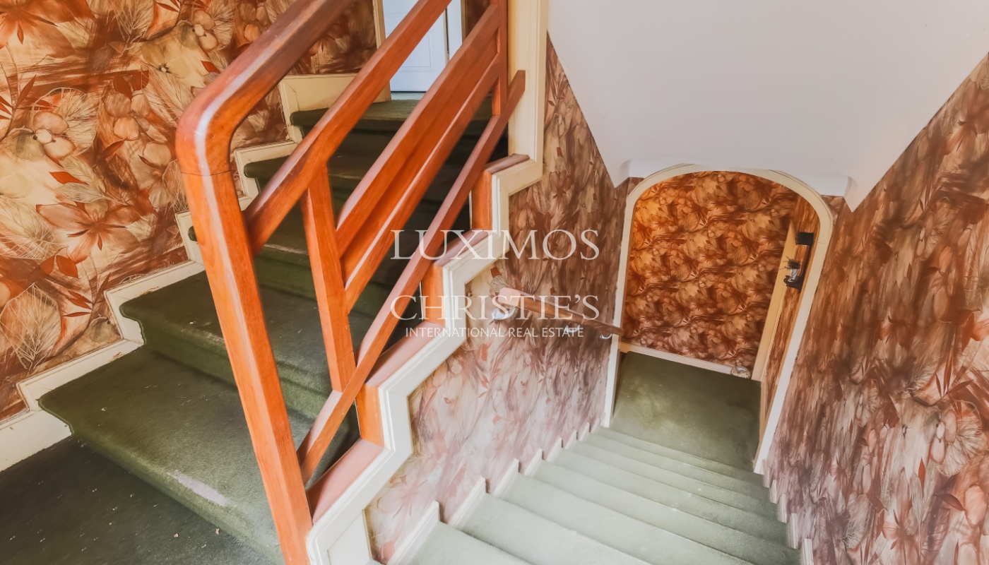 Sale of house with land, for reconstruction, Matosinhos, Portugal_101429
