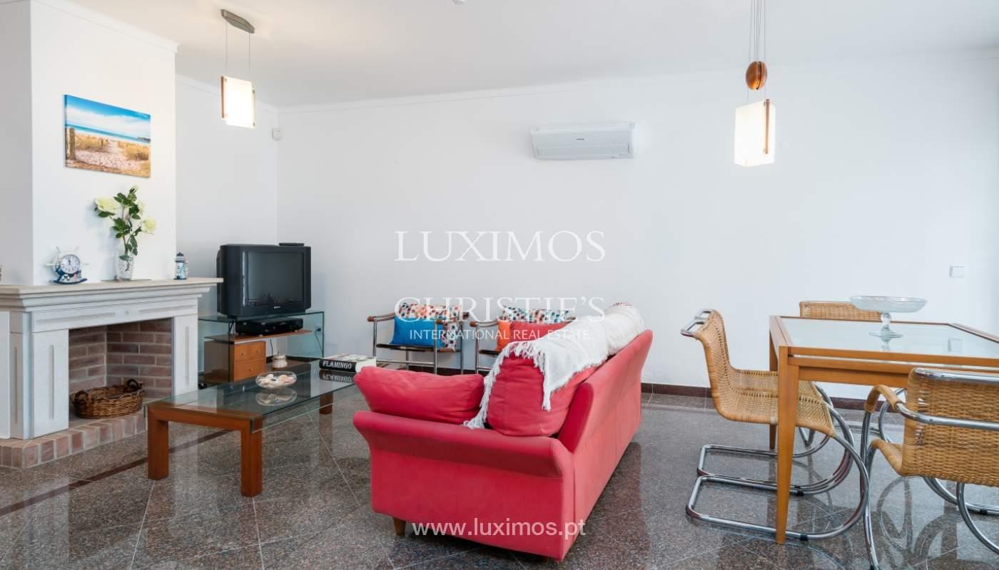 Villa à vendre près du golf à Vilamoura, Algarve, Portugal_101451