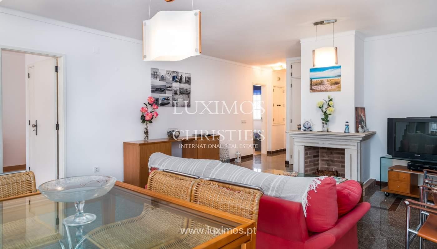 Villa à vendre près du golf à Vilamoura, Algarve, Portugal_101452