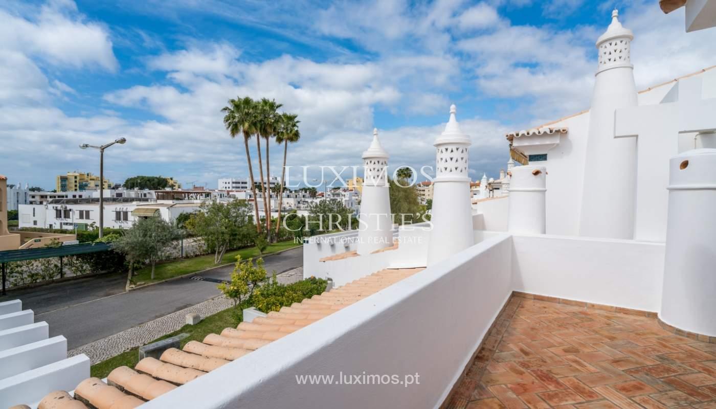 Villa à vendre près du golf à Vilamoura, Algarve, Portugal_101460