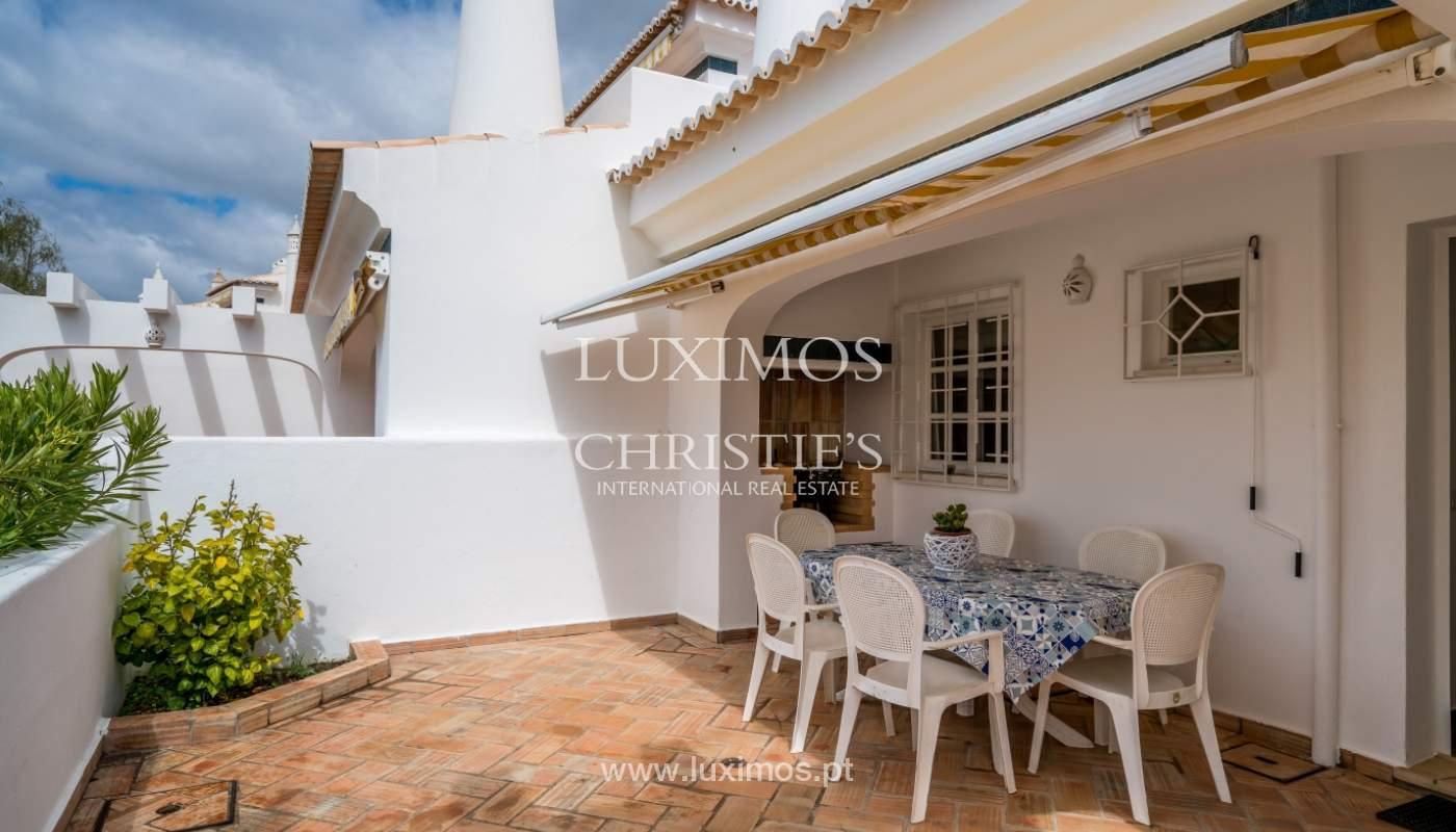 Villa à vendre près du golf à Vilamoura, Algarve, Portugal_101463