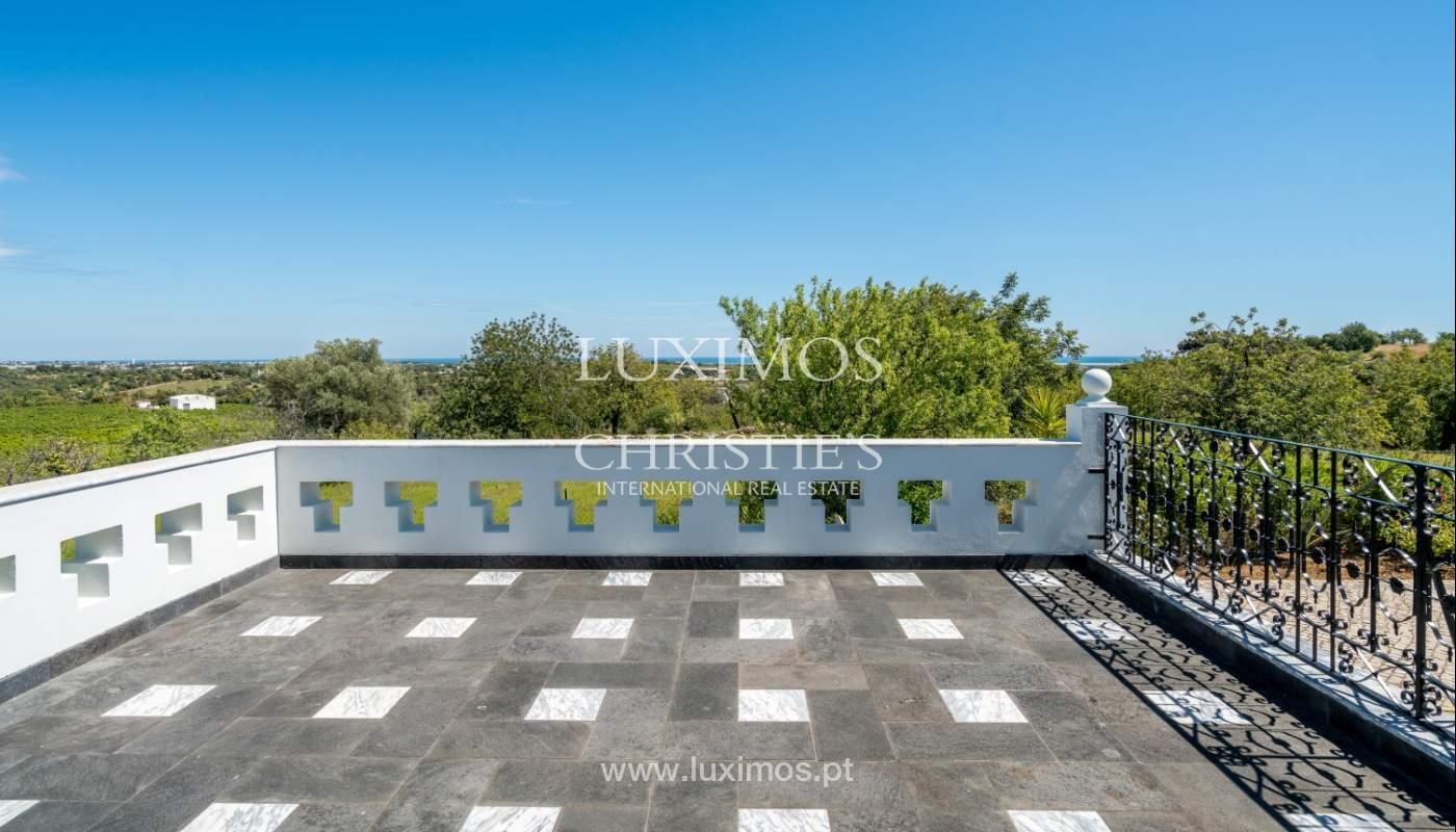 Venda de moradia com vista mar em Moncarapacho, Olhão, Algarve _101479