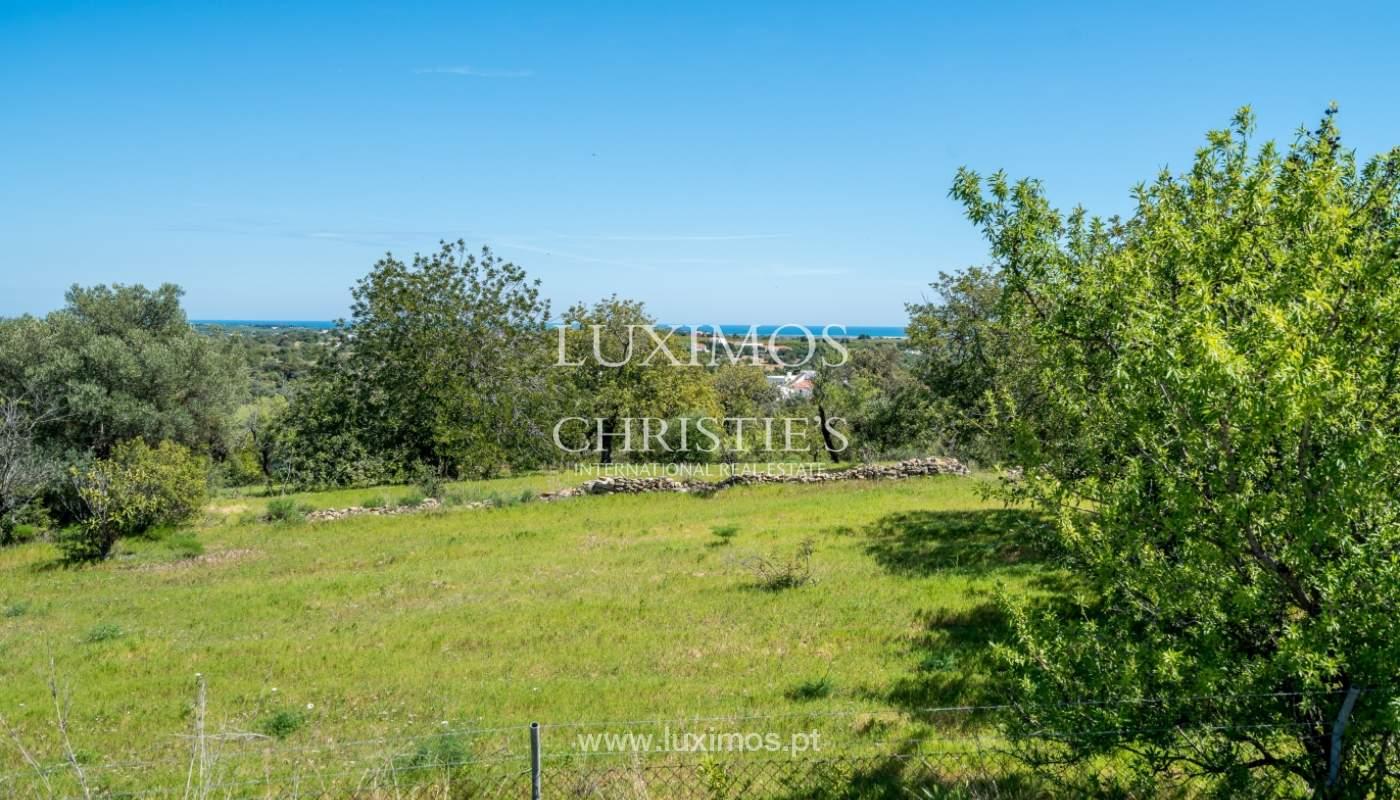 Venda de moradia com vista mar em Moncarapacho, Olhão, Algarve _101480