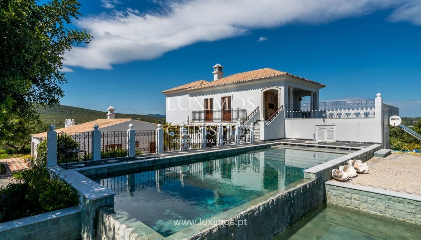 Venda de moradia com vista mar em Moncarapacho, Olhão, Algarve _101489