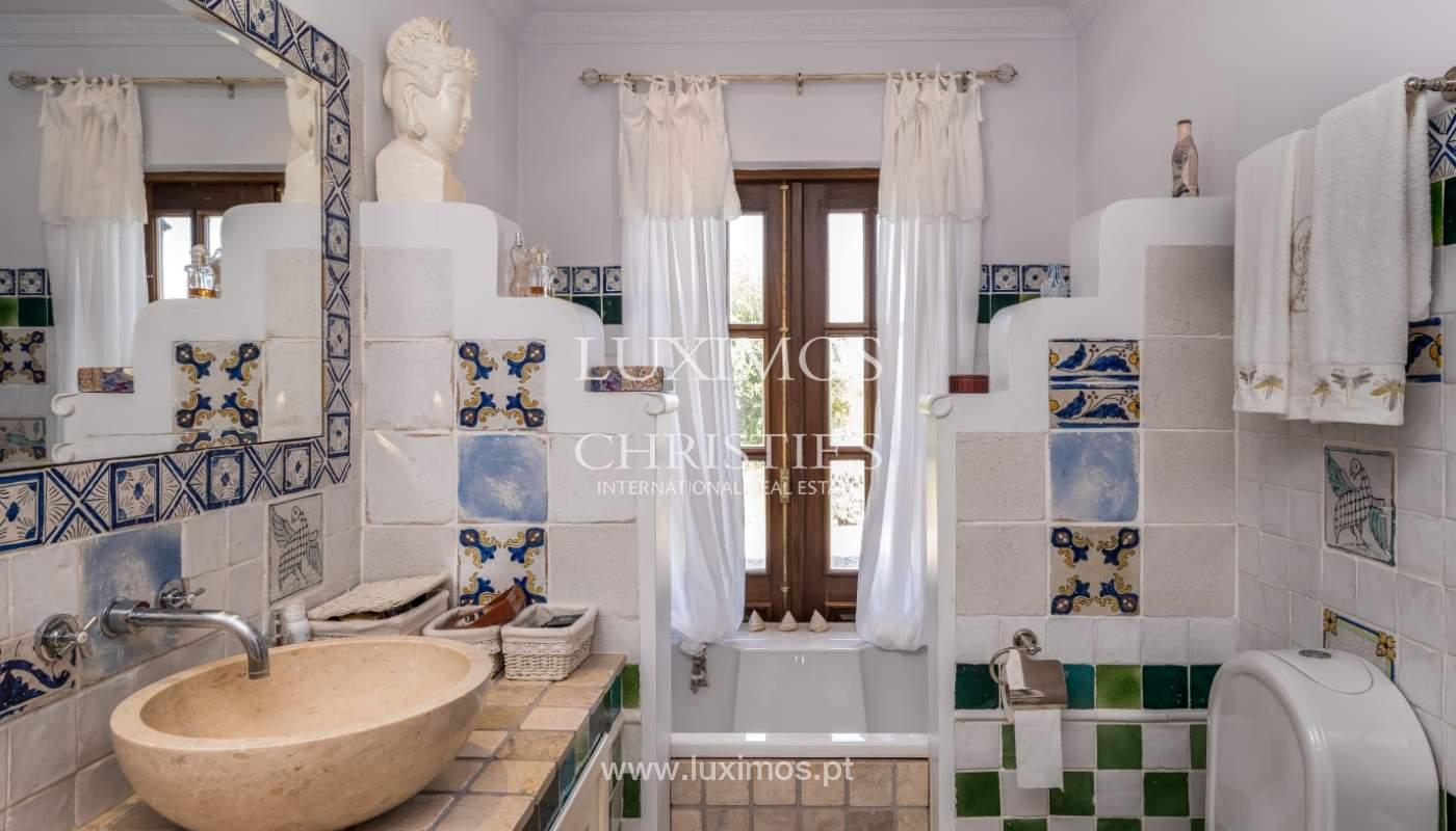 Venda de moradia com vista mar em Moncarapacho, Olhão, Algarve _101491