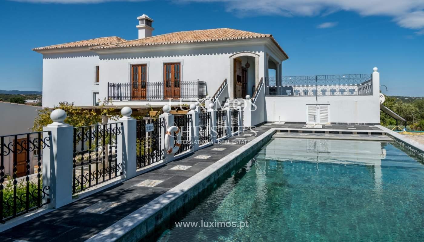 Venda de moradia com vista mar em Moncarapacho, Olhão, Algarve _101496