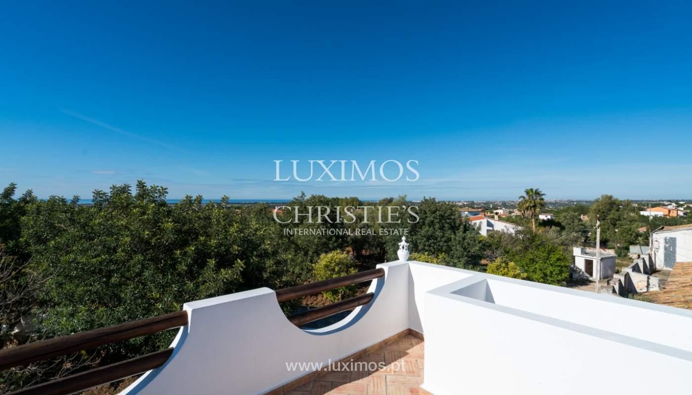 Venta de villa con vista mar en Boliqueime, Loule, Algarve, Portugal_101604