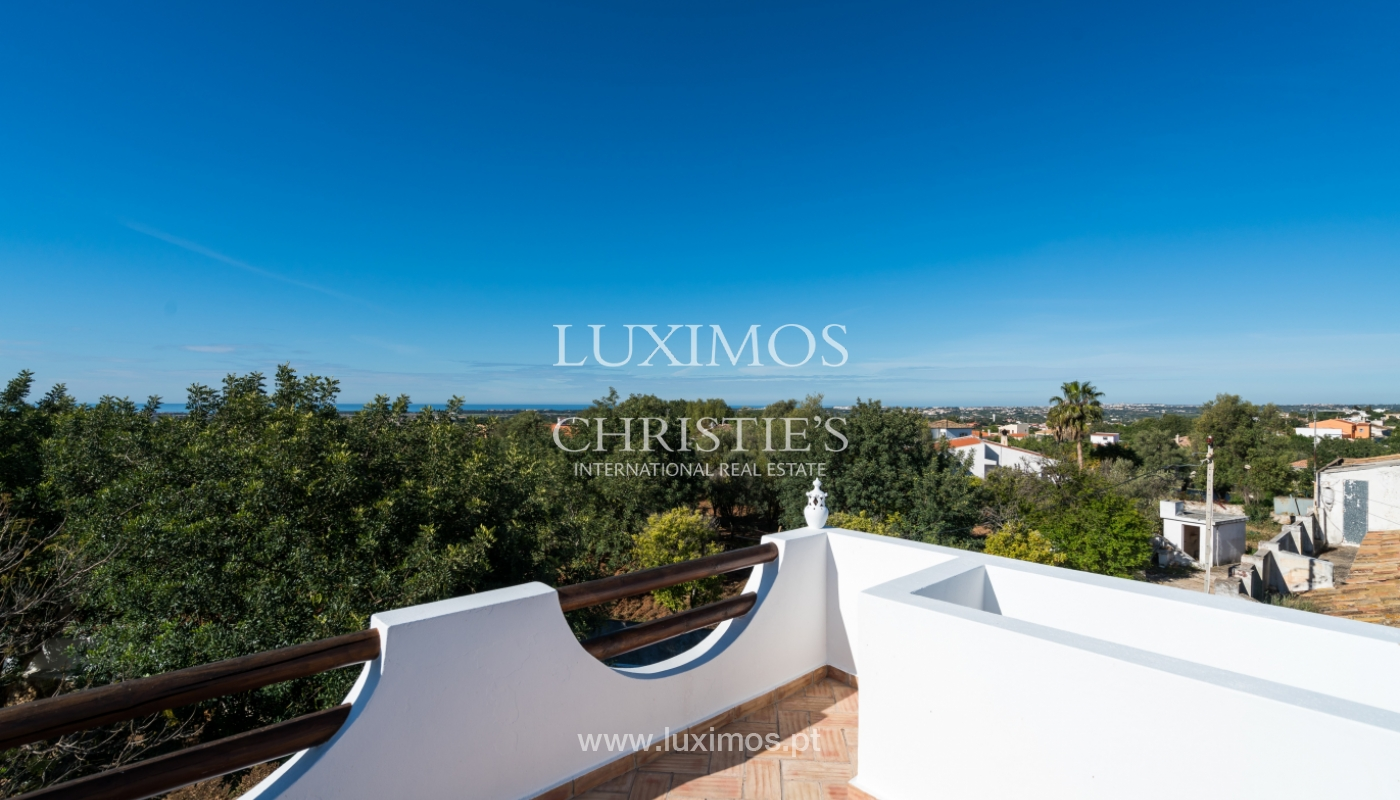 Verkauf von villa mit Meerblick, Boliqueime, Loulé, Algarve, Portugal_101604
