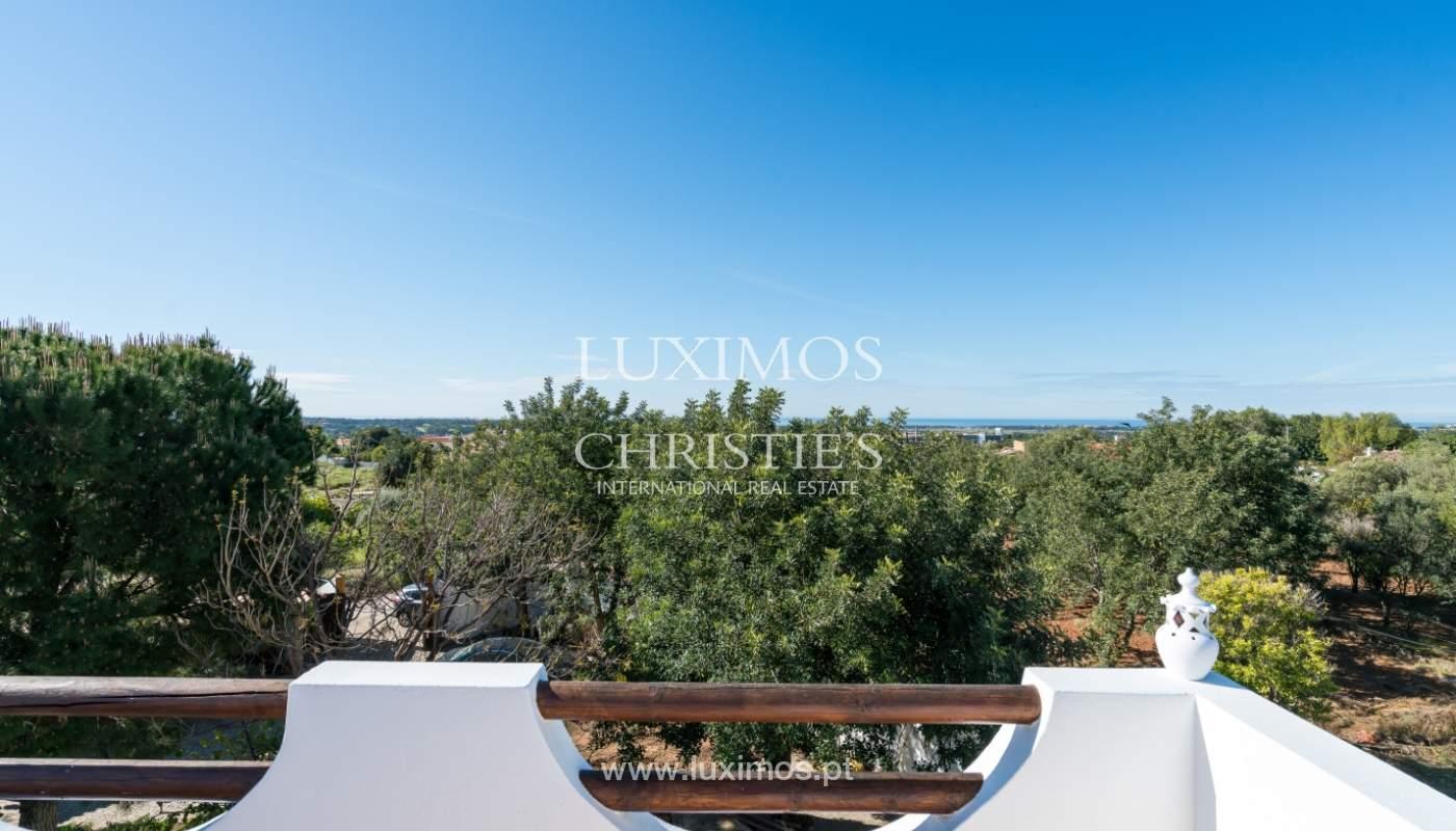 Venta de villa con vista mar en Boliqueime, Loule, Algarve, Portugal_101606