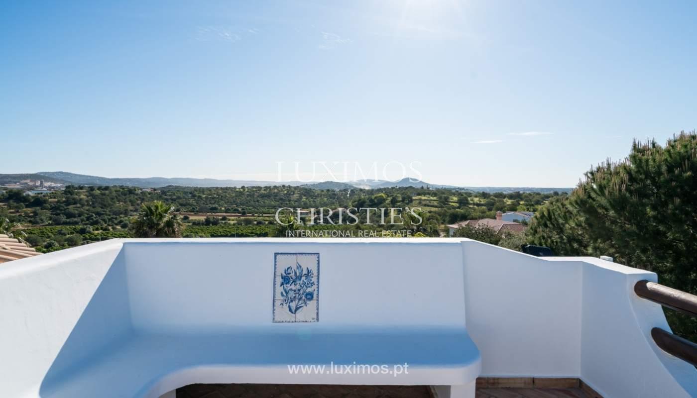 Venta de villa con vista mar en Boliqueime, Loule, Algarve, Portugal_101607
