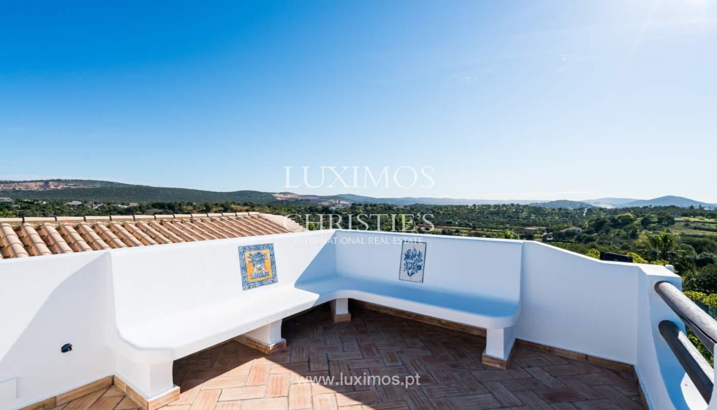 Venta de villa con vista mar en Boliqueime, Loule, Algarve, Portugal_101608
