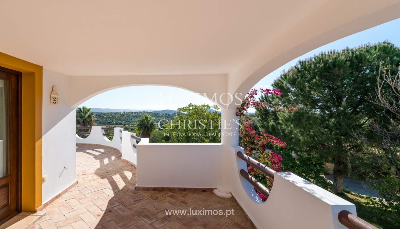 Venta de villa con vista mar en Boliqueime, Loule, Algarve, Portugal_101609