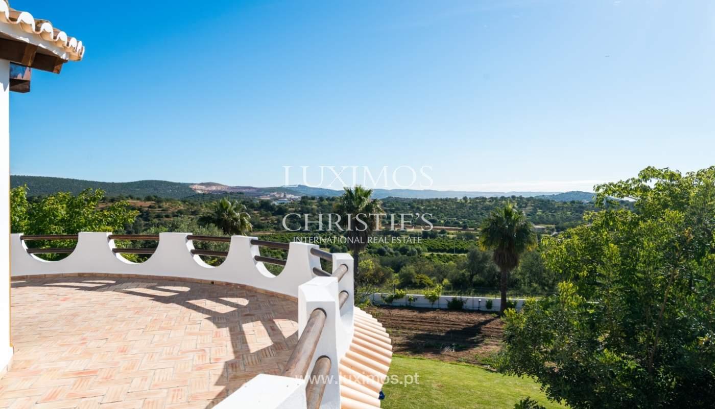 Venta de villa con vista mar en Boliqueime, Loule, Algarve, Portugal_101610