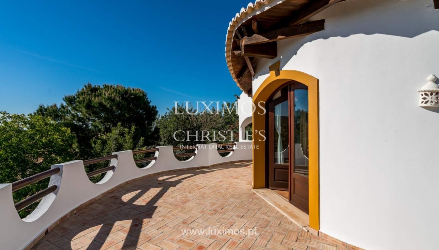 Venta de villa con vista mar en Boliqueime, Loule, Algarve, Portugal_101613