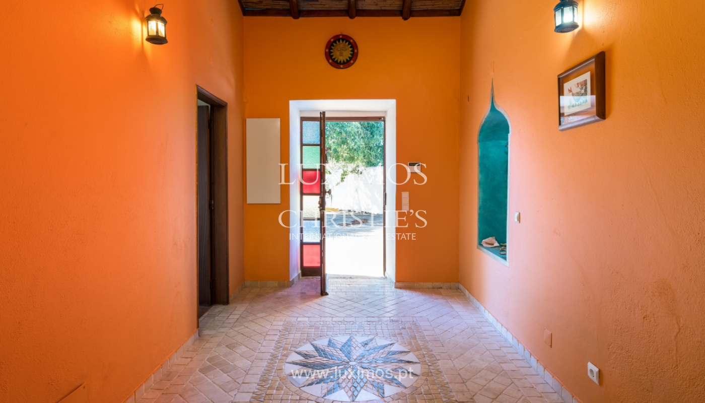 Venta de villa con vista mar en Boliqueime, Loule, Algarve, Portugal_101615