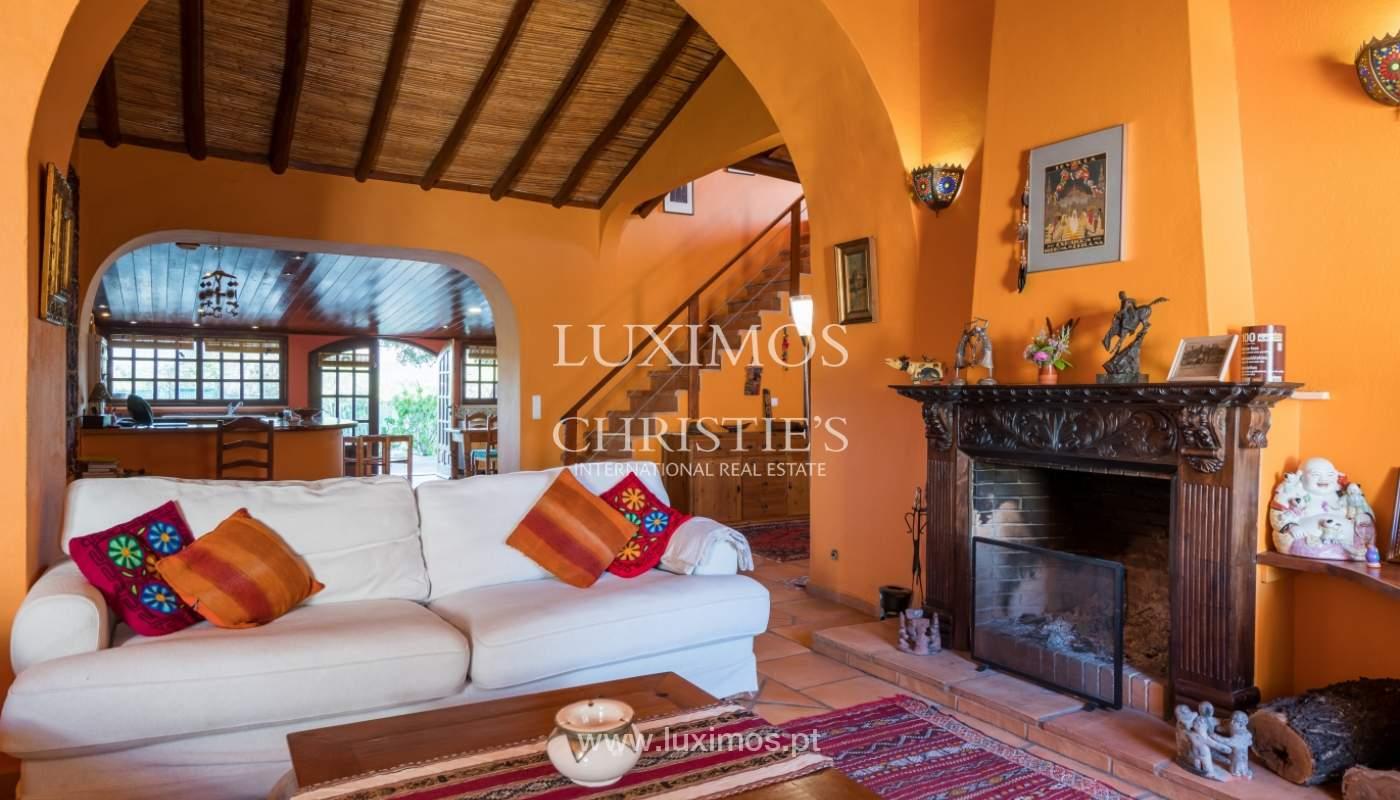 Verkauf von villa mit Meerblick, Boliqueime, Loulé, Algarve, Portugal_101617
