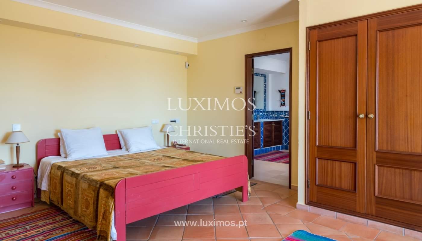 Verkauf von villa mit Meerblick, Boliqueime, Loulé, Algarve, Portugal_101620