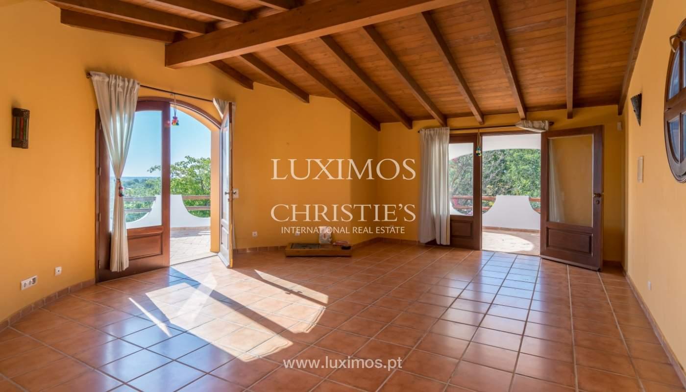 Venta de villa con vista mar en Boliqueime, Loule, Algarve, Portugal_101622