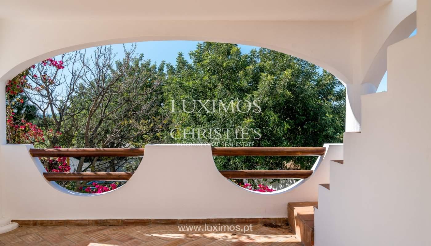 Venta de villa con vista mar en Boliqueime, Loule, Algarve, Portugal_101624