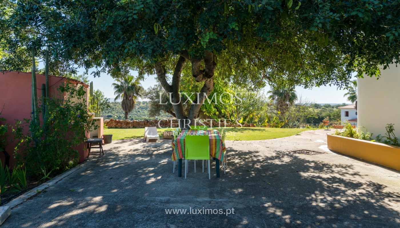 Venta de villa con vista mar en Boliqueime, Loule, Algarve, Portugal_101626