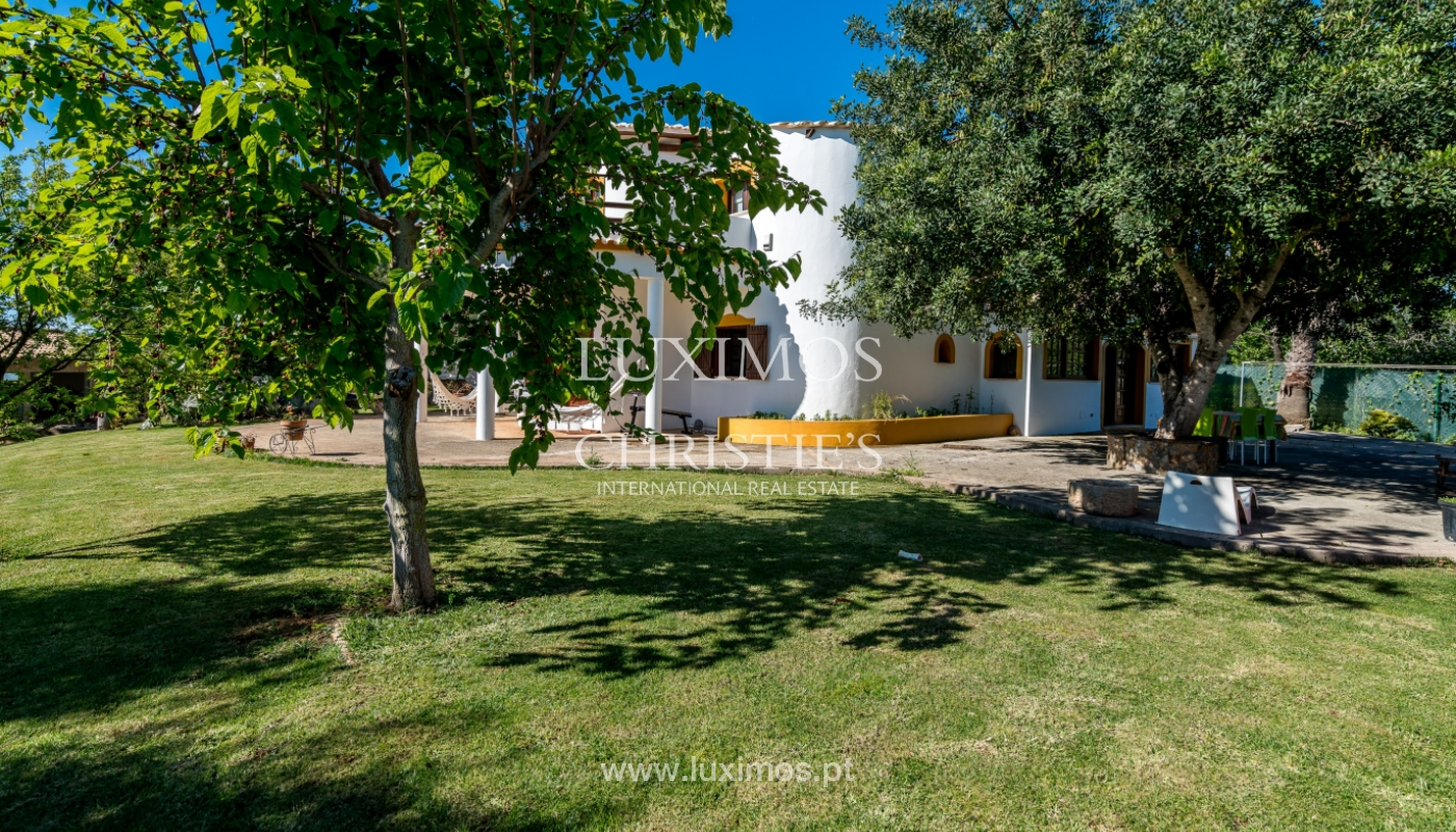 Sale of villa with sea view near Boliqueime, Loulé, Algarve, Portugal_101627