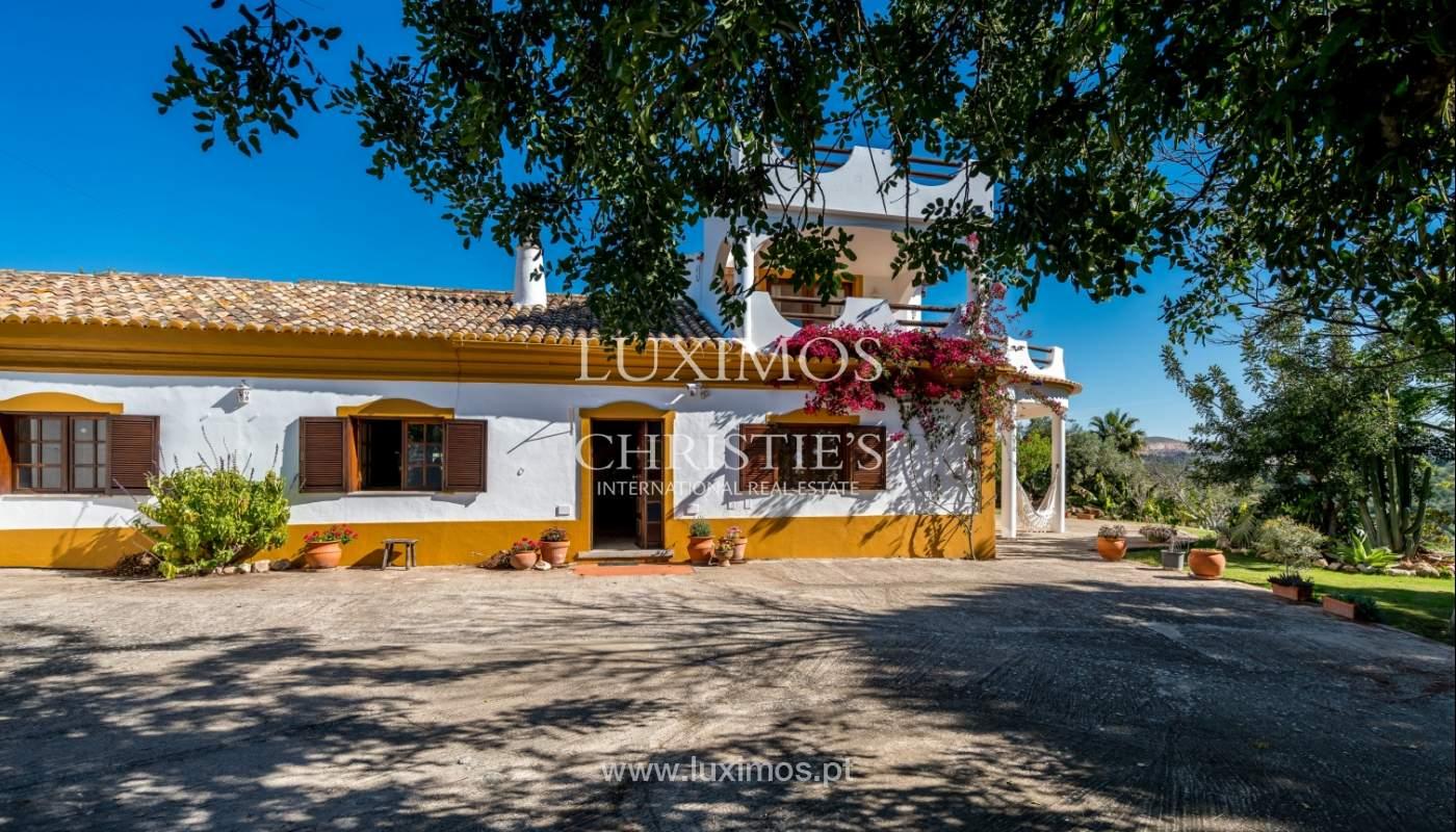 Venta de villa con vista mar en Boliqueime, Loule, Algarve, Portugal_101629