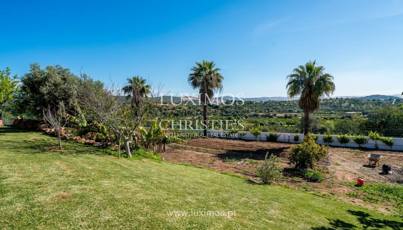 Venta de villa con vista mar en Boliqueime, Loule, Algarve, Portugal_101630