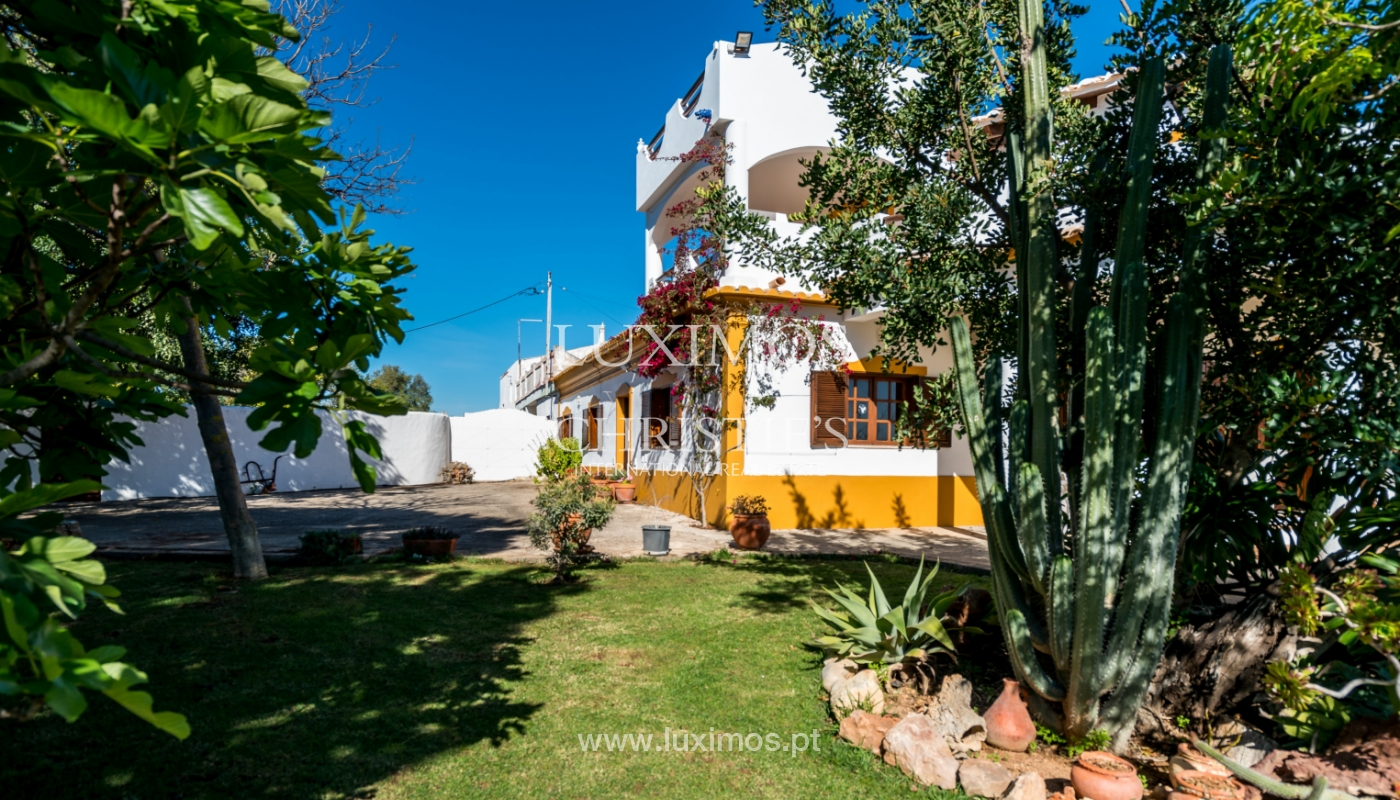 Sale of villa with sea view near Boliqueime, Loulé, Algarve, Portugal_101631