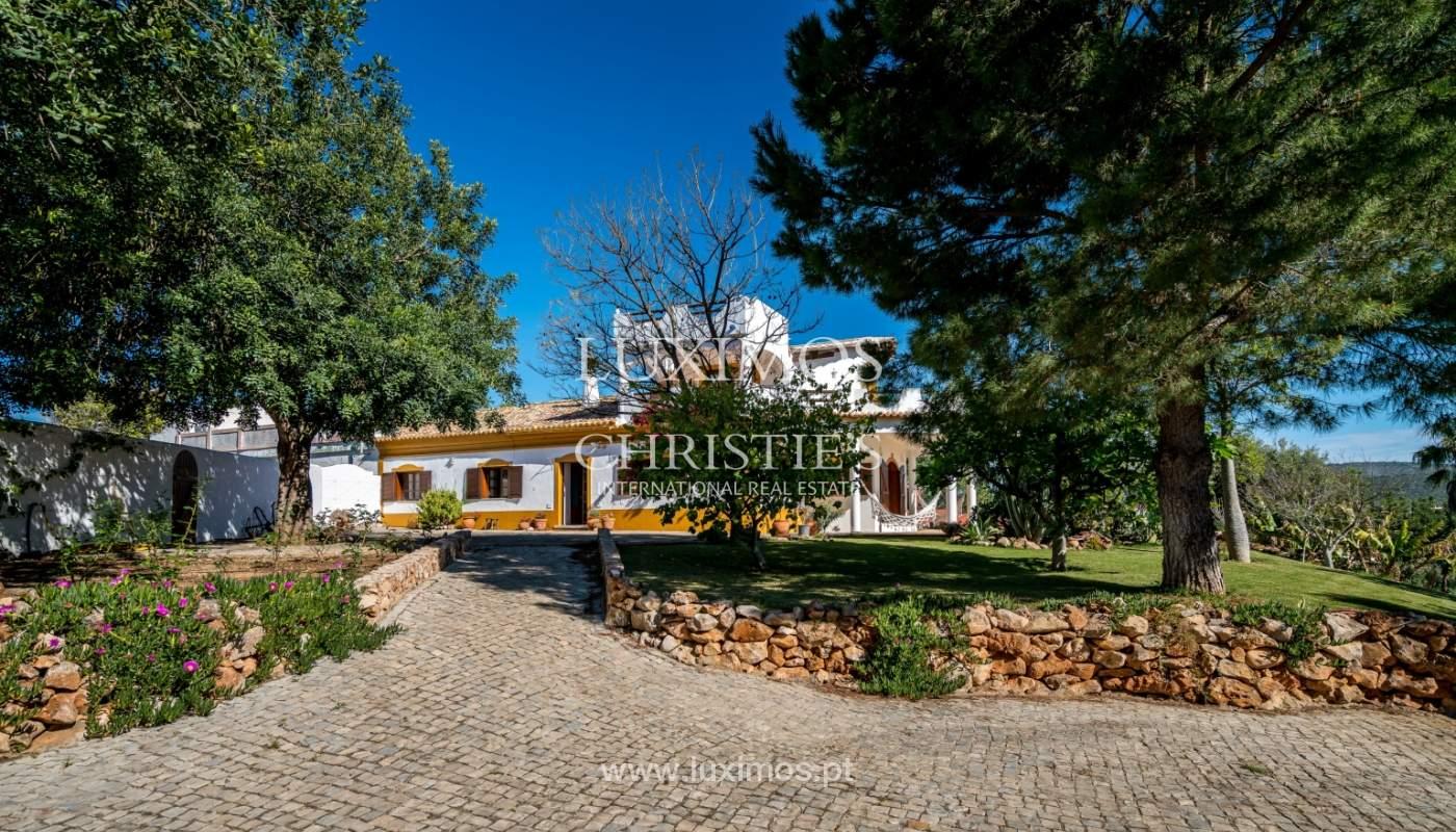 Venta de villa con vista mar en Boliqueime, Loule, Algarve, Portugal_101633
