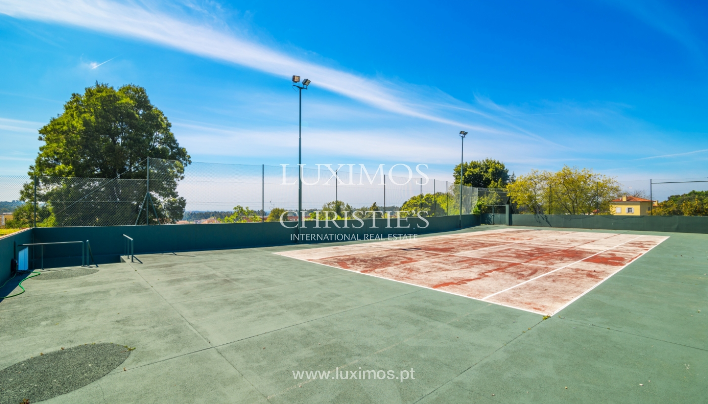 Sale country house w/ gardens, tennis court and pool, Arrifana, Portugal_101745